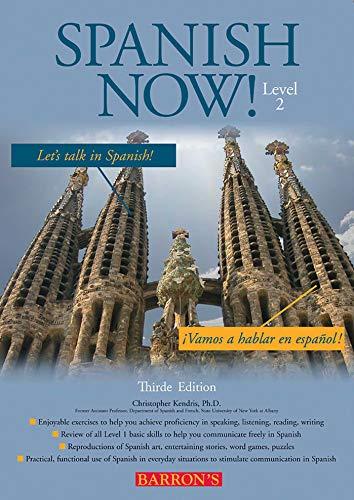 9780764141102: Spanish Now!, Level 2