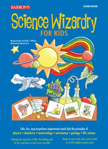9780764141775: Science Wizardry for Kids