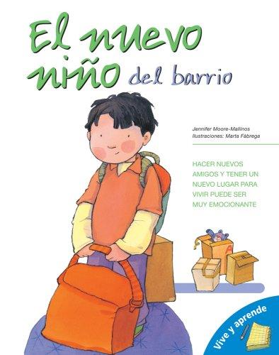 El Nuevo Nino del Barrio (Vive y: Jennifer Moore-Mallinos; Illustrator-Marta