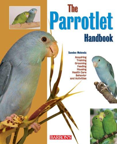 9780764141898: Parrotlet Handbook (Barron's Pet Handbooks)