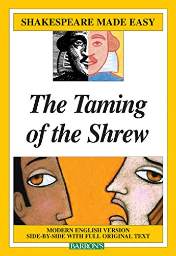 9780764141904: The Taming of the Shrew (Shakespeare Made Easy Series)