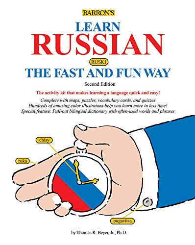 9780764142147: Learn Russian the Fast and Fun Way (Fast and Fun Way Series)
