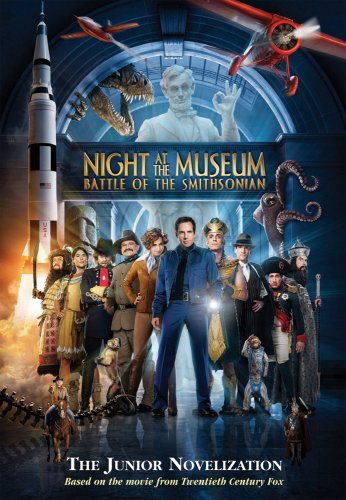 9780764142703: Night at the Museum: Battle of the Smithsonian: A Junior Novelization