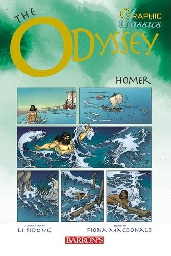 9780764142765: The Odyssey (Graphic Classics)