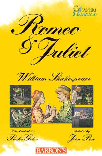 9780764142772: Romeo and Juliet (Graphic Classics)