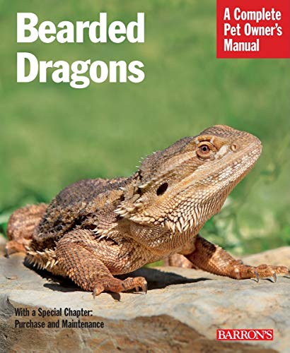 Bearded Dragons by Au, Manfred: B E S  Publishing 9780764142864 PAP