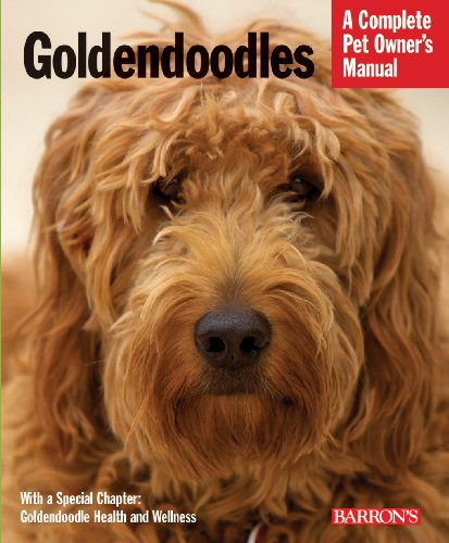 9780764142901: Goldendoodles: Everything About Purchase, Care, Nutrition, Behavior and Training