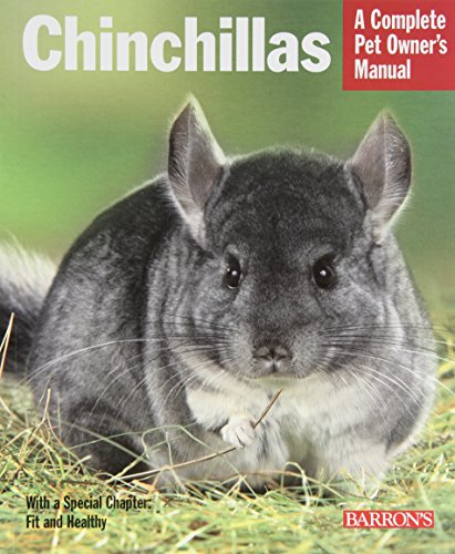 9780764142932: Chinchillas (Complete Pet Owner's Manual)