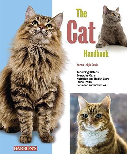 The Cat Handbook (Barron's Pet Handbooks): Karen Leigh Davis