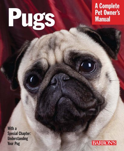 9780764143250: Pugs (Pet Owners Manuals)