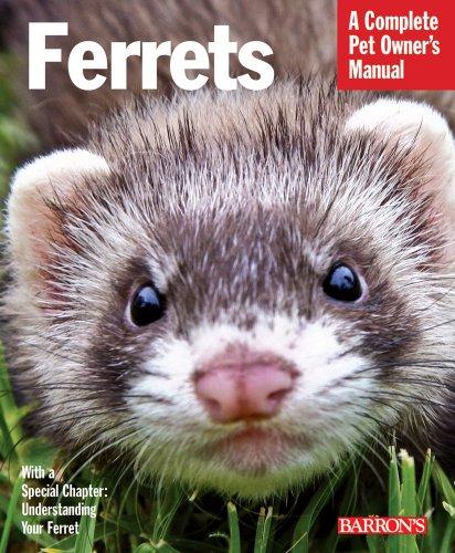 9780764143328: Ferrets: Barron's Pet Owner's Manual (Complete Pet Owner's Manuals)