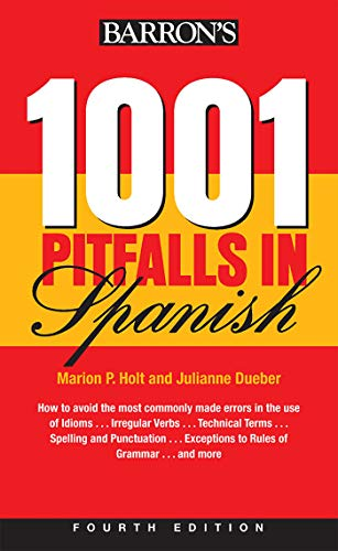9780764143472: 1001 Pitfalls in Spanish