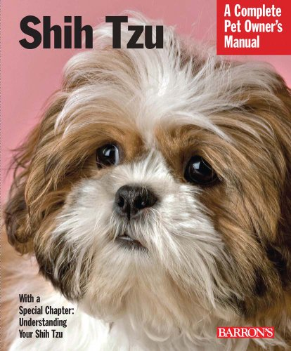 9780764143526: Shih Tzu (Pet Owners Manuals)