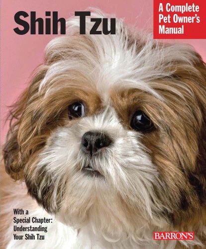 9780764143526: Shih Tzu (Complete Pet Owner's Manual)