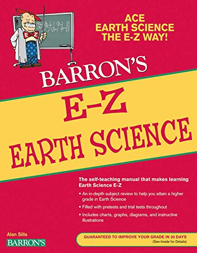 9780764144646: E-Z Earth Science (Barron's Easy Series)