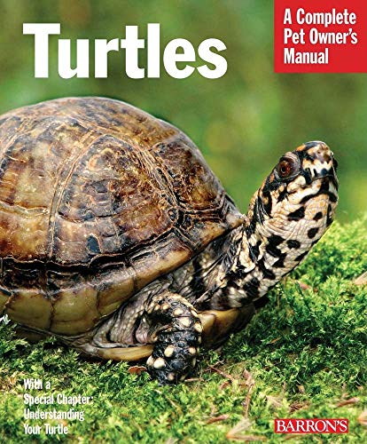 9780764144981: Turtles (Complete Pet Owner's Manual)