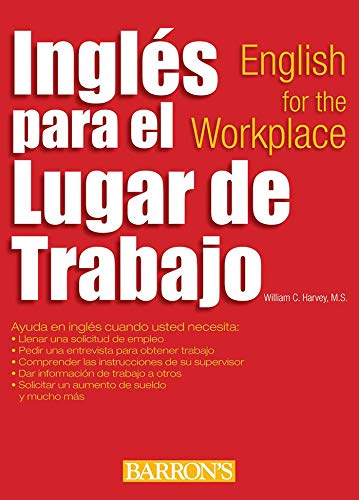 9780764145193: Ingles para el lugar de trabajo: English for the Workplace (Spanish Edition)