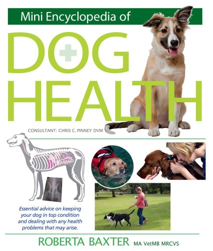 Mini Encyclopedia of Dog Health (Mini Encyclopedia Series)