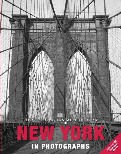 9780764145605: New York in Photographs: Includes 24 Framable Images (Art Portfolios)