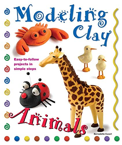 9780764145797: Modeling Clay: Animals