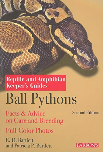 9780764145896: Ball Pythons (Reptile and Amphibian Keeper's Guide)