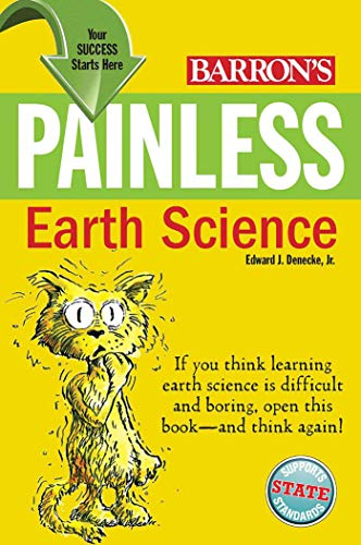 9780764146015: Painless Earth Science (Painless Series)