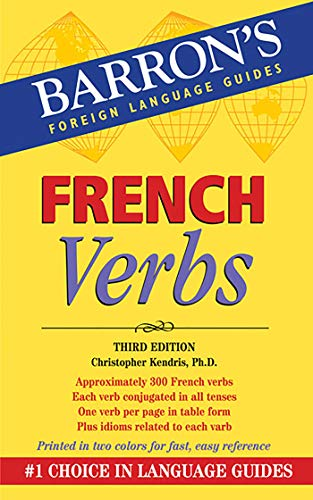 9780764146084: French Verbs