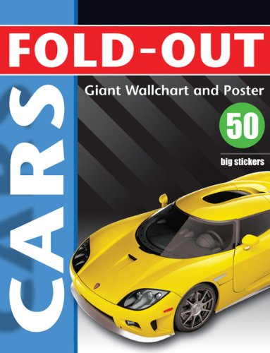 9780764146633: Fold-Out Cars (Fold-Out Books)