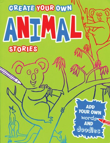 9780764146817: Create Your Own Animal Stories (