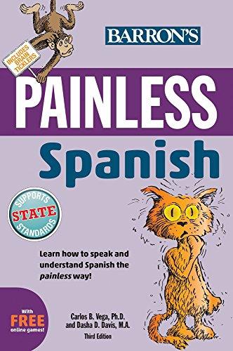 9780764147111: Painless Spanish (Barron's Painless)