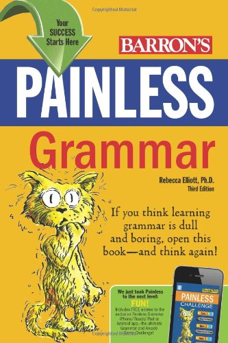 9780764147128: Painless Grammar (Barron's Painless Series)
