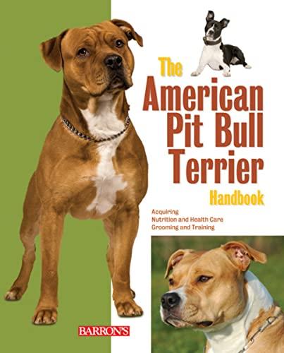 9780764147449: American Pit Bull Terrier Handbook (Pet Handbooks)
