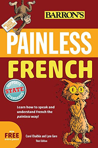 9780764147623: Painless French
