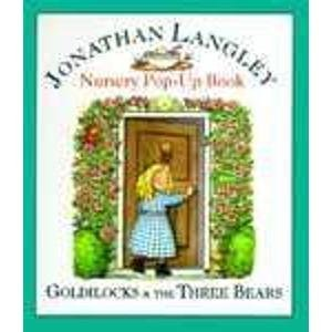 9780764150043: Goldilocks & the Three Bears (Nursery Pop-Up Books)