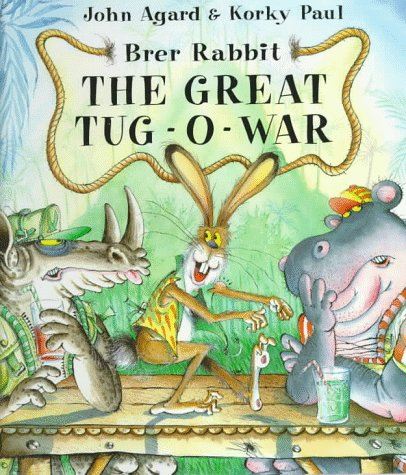 9780764150777: Brer Rabbit, the Great Tug-O-War