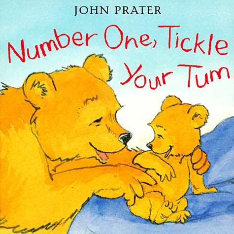9780764151859: Number One, Tickle Your Tum (Baby Bear Books)