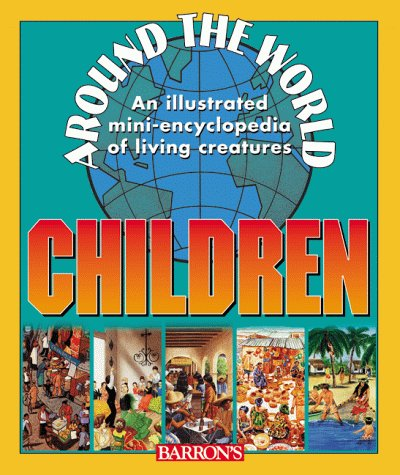 Children (Around the World): Brisseau, Jannie, Jugla, Cecile