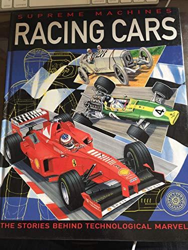 9780764151958: Racing Cars (Supreme Machines Series)
