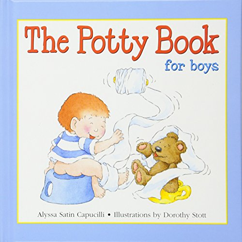 9780764152320: The Potty Book for Boys