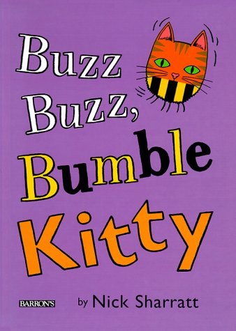 9780764152337: Buzz Buzz, Bumble Kitty