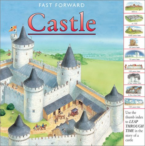 9780764153099: Castle (Fast Forward (Barrons))