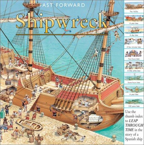 9780764153105: Shipwreck (Fast Forward (Barrons Educational Series))