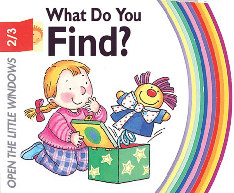 What Do You Find? (Open the Little Windows): Bussolati, Emanuela