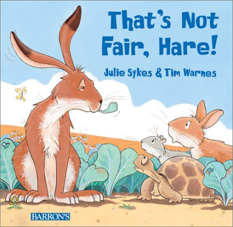 9780764153471: That's Not Fair, Hare!