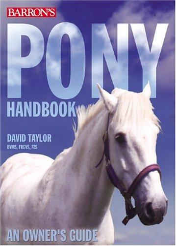 9780764154263: Pony Handbook