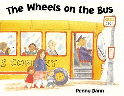 9780764154447: The Wheels on the Bus