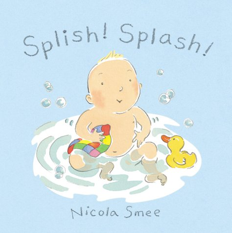 9780764154546: Splish! Splash! (Baby Action Rhymes)