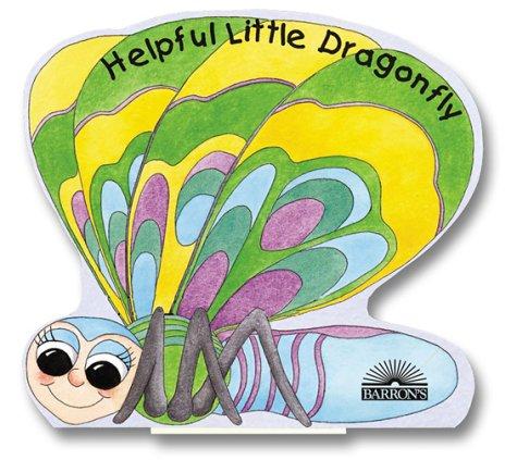 9780764154812: Helpful Little Dragonfly (Flutterbugs)