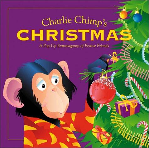 Charlie Chimp's Christmas: Keith Faulkner