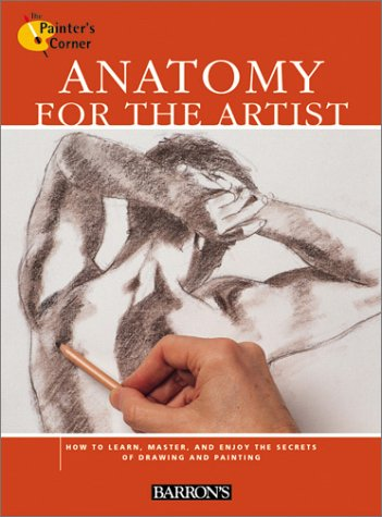 9780764155574: Anatomy for the Artist (The Painter's Corner Series)